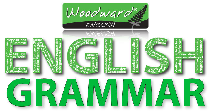 English Grammar Games And Notes - Woodward English